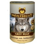 WOLFSBLUT GREY PEAK  Консервы для собак 395г